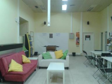 Sala de Convivio AEFCML