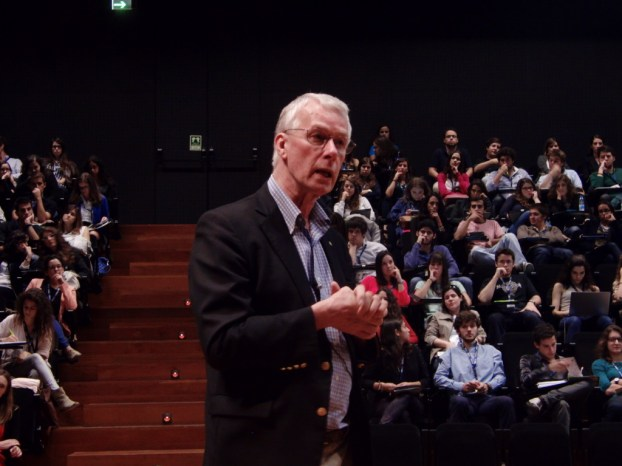 Richard J. Roberts, Prémio Nobel da Fisiologia ou Medicina
