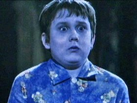 Neville Longbottom petrificado.