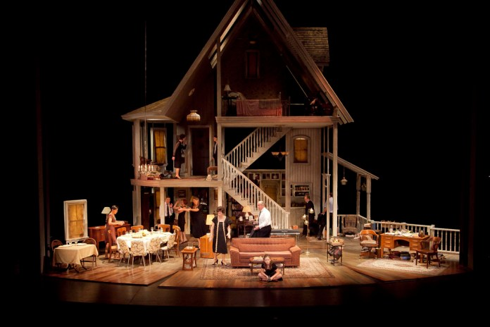 August Osage County by Grant Sparkes-Carroll