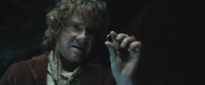 Bilbo Baggins antes do divórcio.