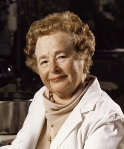 Gertrude Elion (Fonte: http://upload.wikimedia.org/wikipedia/commons/5/5c/Gertrude_Elion.jpg)