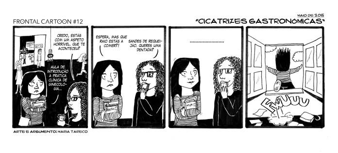 cartoon FRONTAL #12