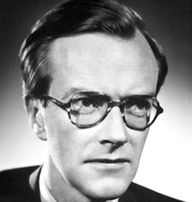Figura 1 - Maurice Wilkins