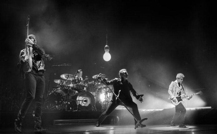 U2 The Virtual Road