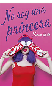 revistas literarias. no soy una princesa. tamara marin. indies