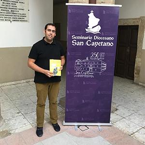 foto anselmo mantilla en la Revista literaria Galeradas