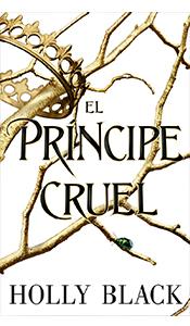 foto portada del libro El principe cruel en la Revista literaria Galeradas