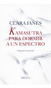 foto portada del libro kamasutra para dormir a un espectro