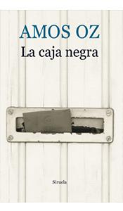 foto portada del libro la caja negra en la revista literaria galeradas