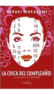 foto portada del libro la chica del cumpleaños de haruki murakami en la Revista literaria Galeradas