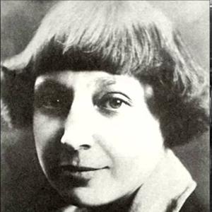 foto Marina Tsvietaieva en revista literaria galeradas