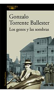 foto portada libro los gozos y las sombras en revista literaria galeradas
