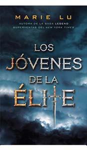 FOTO PORTADA LIBRO LOS JOVENES DE LA ELITE EN REVISTA LITERARIA GALERADAS