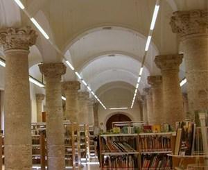 foto interior biblioteca valencia revista literaria galeradas