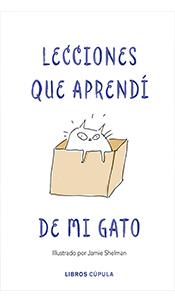 foto portada libro lecciones que aprendi de mi gato en revista literaria galeradas