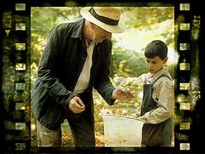 imagen del film la Lengua de las mariposas. Revista Galeradas. Literatura y cine