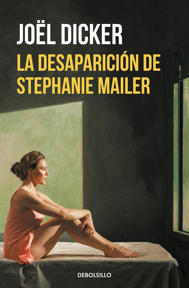 Revista Literaria Galeradas. La desaparición de Stephanie Mailer