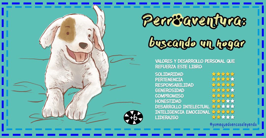 Revista Literaria Galeradas. Perroaventura