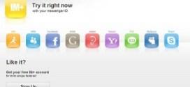 Messenger Online IM+