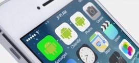 Los usuarios se quejan de problemas después de instalar el iOS8, nuevo sistema Del iPhone