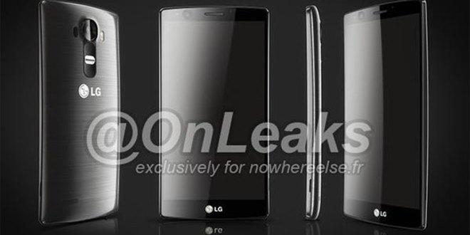 Llegan nuevas imágenes del LG G4, descartando la pantalla curva