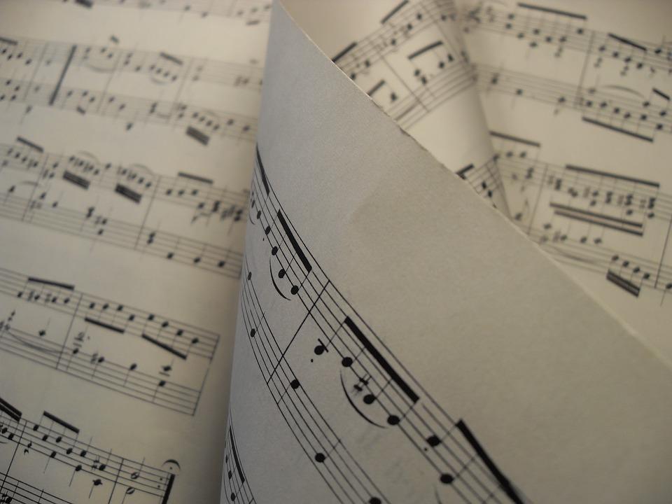 sheet-music-277277_960_720