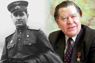 Aleksei Maresiev, um aviador e heroi soivético. Crédito: kp.ru.