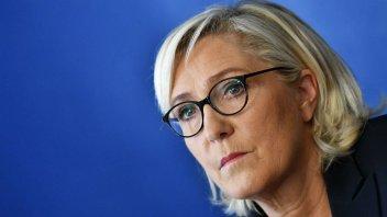 Marine Le Pen. Crédito: France 24.