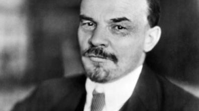 Vladimir Lenin. Crédito: Russia Today.