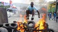 Protestos Haiti 2019. Crédito: Jeanty Junior Augustin/ Reuters/rfi.fr