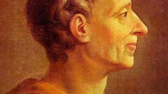 Charles-Louis Secondat, barão de Montesquieu. Crédito: Instituto Ordem Livre.