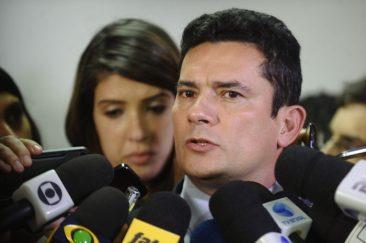 Sérgio Moro. Crédito: Wikipedia/Marcos Oliveira/Agência Senado.