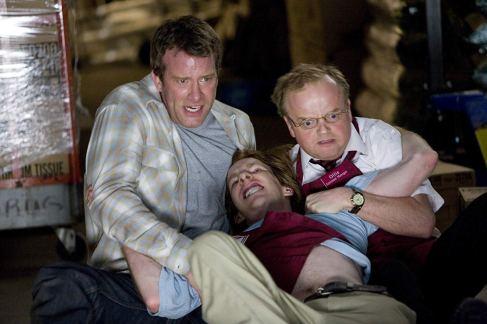 Thomas Jane, Toby Jones e Chris Owen. Crédito: IMDb.