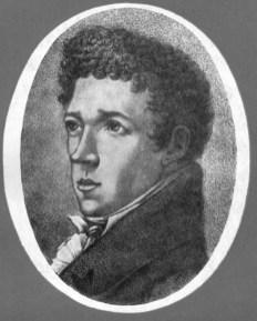 Grigori Ivanovitch Langsdorff, cônsul geral da Rússia no Rio de Janeiro, explorador, naturalista, pesquisador e etnógrafo. Crédito: o explorador.