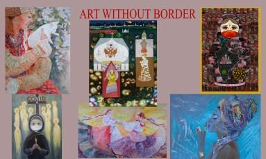 """Crédito: Facebook do projeto """"Arte sem fronteiras""""."""