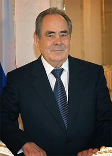 O ex-presidente da República Autônoma do Tartaristão entre 1991 e 2010 Mintimer Shaimiev. Crédito: https://russiapedia.rt.com/