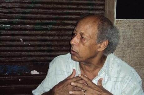Opoeta e escritor egípcio Zein El Abedin Fouad. Crédito: divulgação.