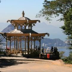 Vista Chinesa no Rio de Janeiro. Crédito: Mapa do Mundi.