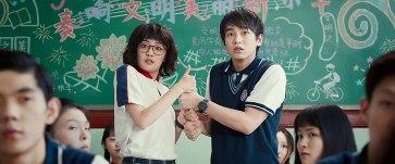 """Cena de """"Our Shinning Days"""" (2017), de Wang Ran. Crédito: IMDb."""