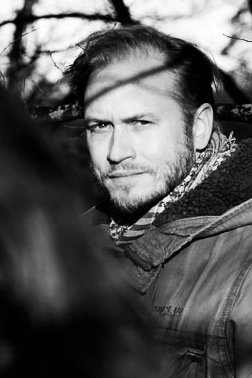 O diretor Jussi Rastas. Crédito: Heidi Piiroinen.