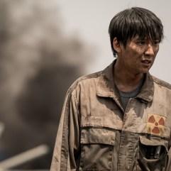 Kim Nam Gil vive Jae Hyeok. Crédito: Netflix.