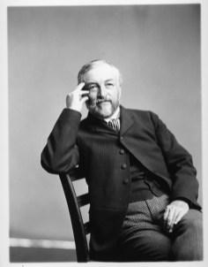 Samuel P. Langley. Credit: Wikipedia.