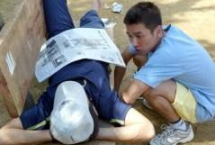 """Maratona"" (2005), dirigido porJeong Yoon Cheol. Crédito: Asianwiki."