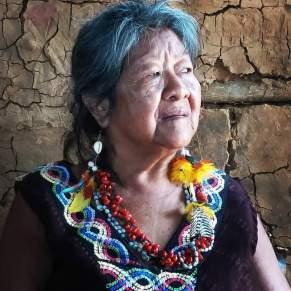 Catarina Guarani, Aldeias, quilombos e periferias: o poder das palavras na luta por direitos (debate). Crédito: divulgação.