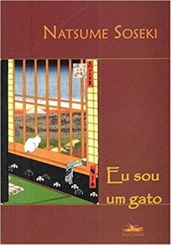 """""""Eu sou um gato"""" (1908), de Natsume Sôseki. Crédito: Estação Lliberdade."""