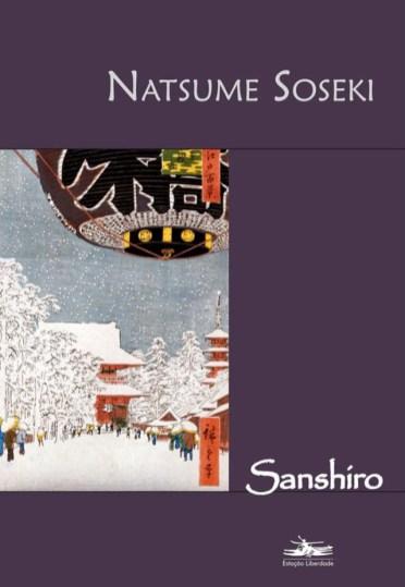 """""""Sanshiro"""" (1908), de Natsume Sôseki. Crédito: Estação Lliberdade."""