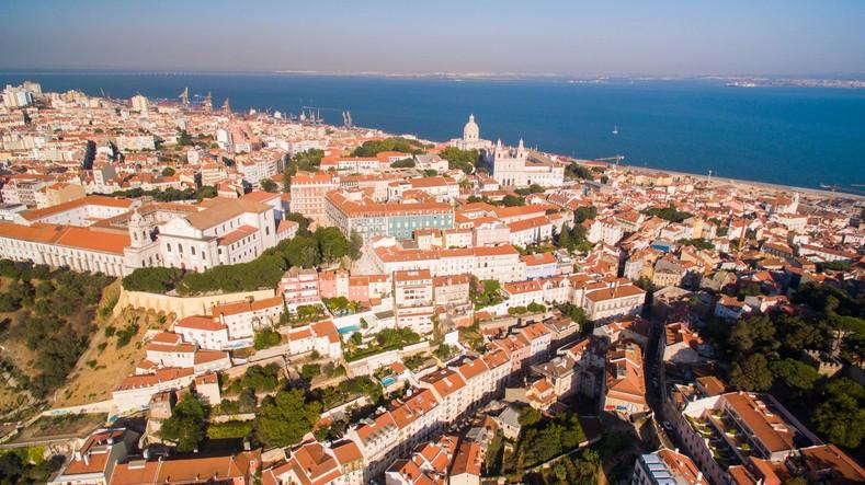 jardins privados de Lisboa