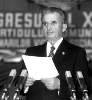 URSS, Rumanía, Ceaușescu