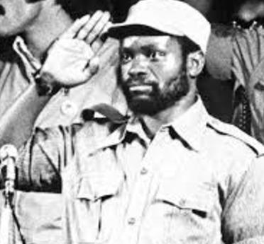 Samora Machel, Mozambique